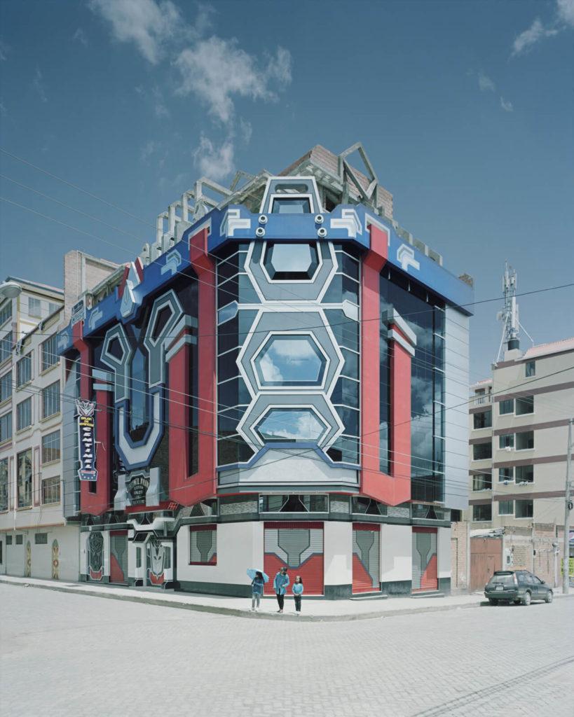 Nick Ballon Sentinel Prime El Alto