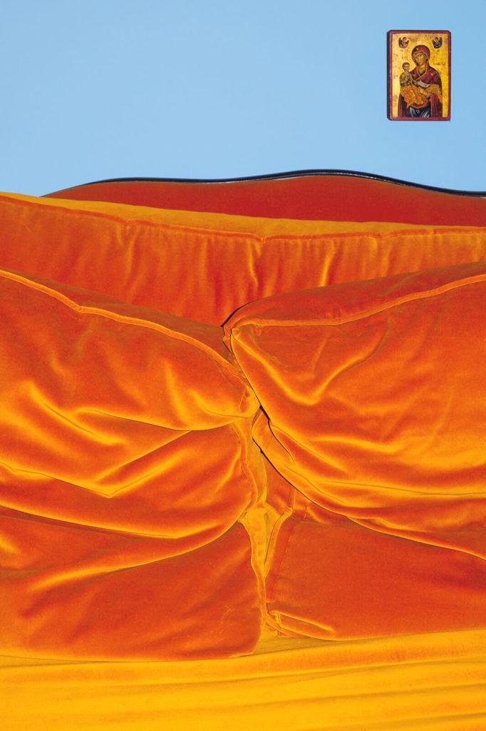 Charles Henry Bedue Le Velour Orange