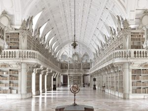 Library of Mafra I, Portugal