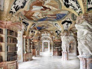 Metten Library, Germany, 2016