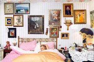 La chambre de maman