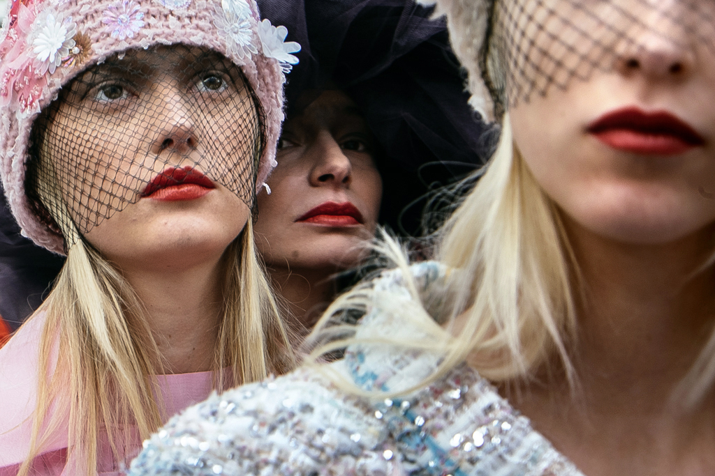 SPECIAL EDITION: Untitled (Paris Fashion Week #5)