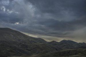 Untitled (Turkish landscape on the way to Erzum, 2015)