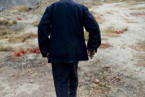 Untitled #2, Near Lanzhou along the Yellow River, Gansu Province, China, March