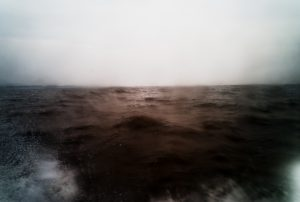 Untitled #36, En route to Shanghai from Chongming Island on a boat