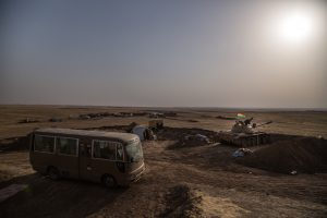 Untitled (In the Shadow of ISIS, Iraq 2014 #1)