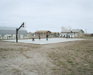 Basketball, Oglala