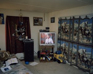 Television, Oglala