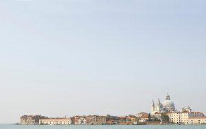 Landscape Santa Maria della Salute, Venice