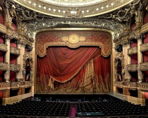 Opera National, Paris
