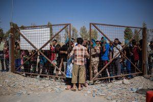 Untitled (Middle East Refugee Crisis #1)