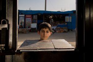 Untitled (Middle East Refugee Crisis #28)