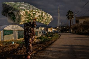 Untitled (Middle East Refugee Crisis #33)