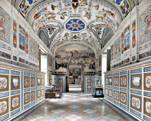 Vatican Apostolic Library II, Vatican City (Biblioteca Apostolica Vaticana II, Città del Vaticano), 2015