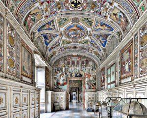 Vatican Apostolic Library V, Vatican City (Biblioteca Apostolica Vaticana V, Città del Vaticano), 2015 (Copy)