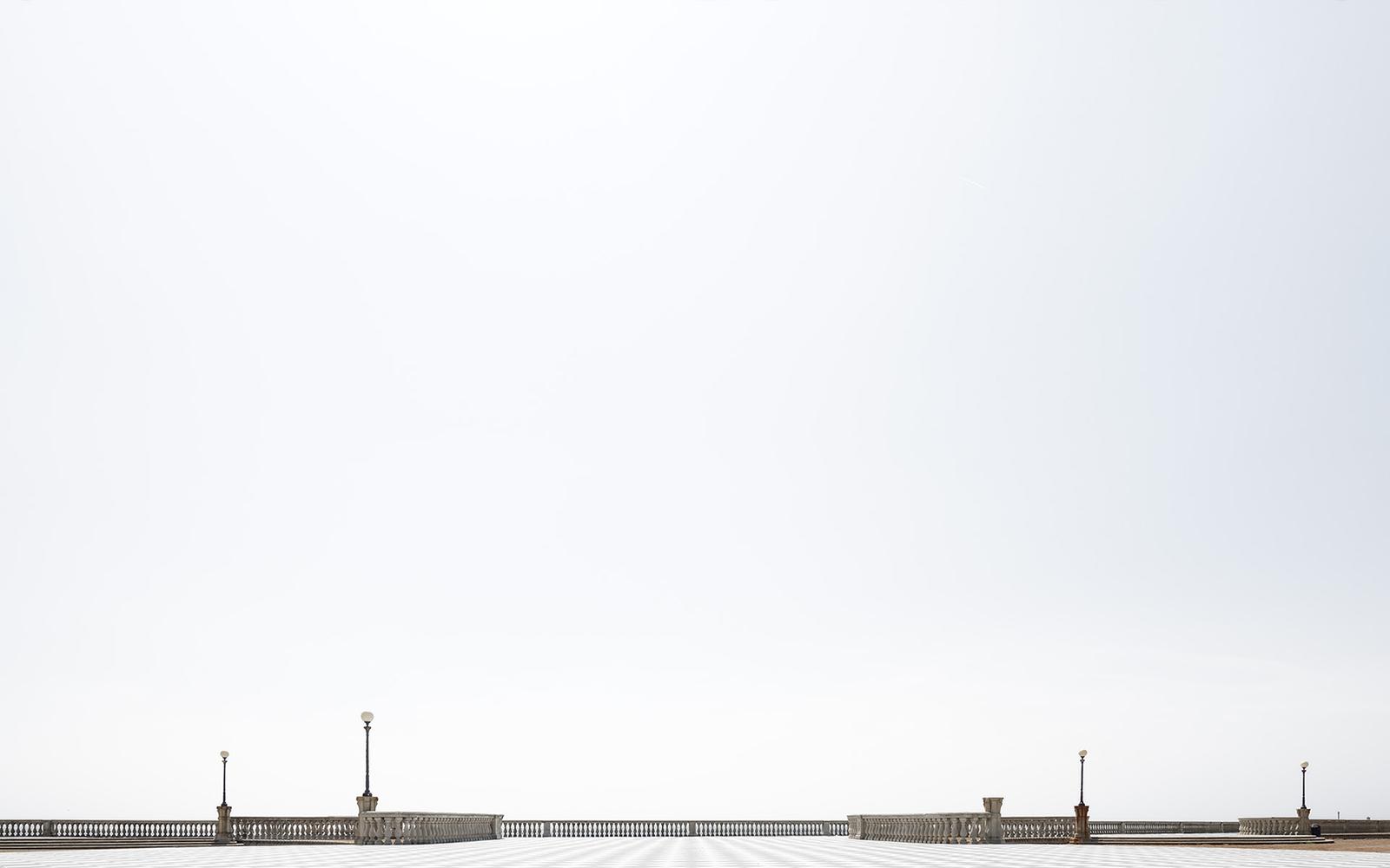 Landscape Terrazza Mascagni Livorno, 2018