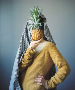 Camouflage à l'ananas