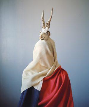 Camouflage au drapeau