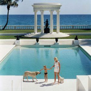 Nice Pool - Slim Aarons